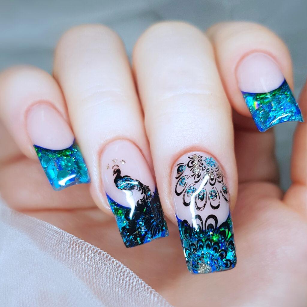 Nails Inspired Arts
